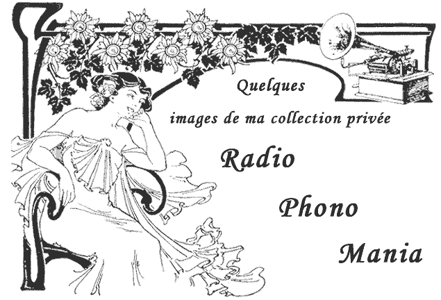 Logo Radio Phono Mania